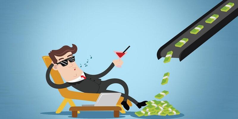 Способы пассивного дохода в интернете