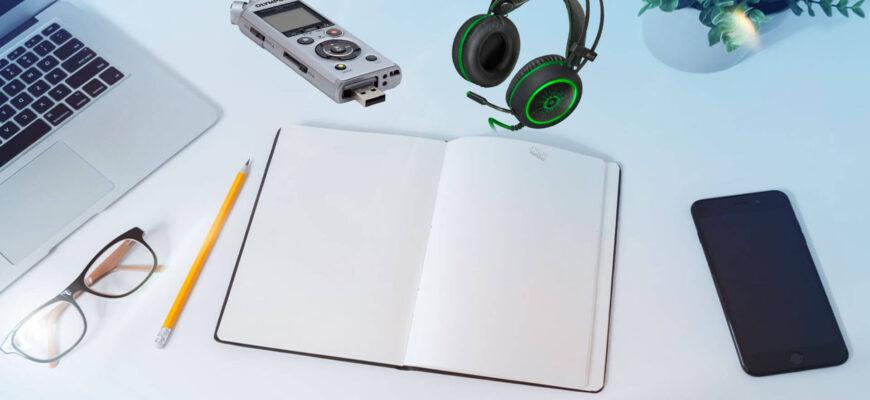 Заработок на транскрибации аудио в текст